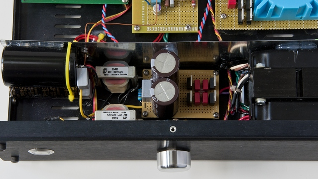 Tube power supply